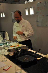 Marco Parizzi - I cook U cook køkkenskole