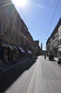 Parma City morgen