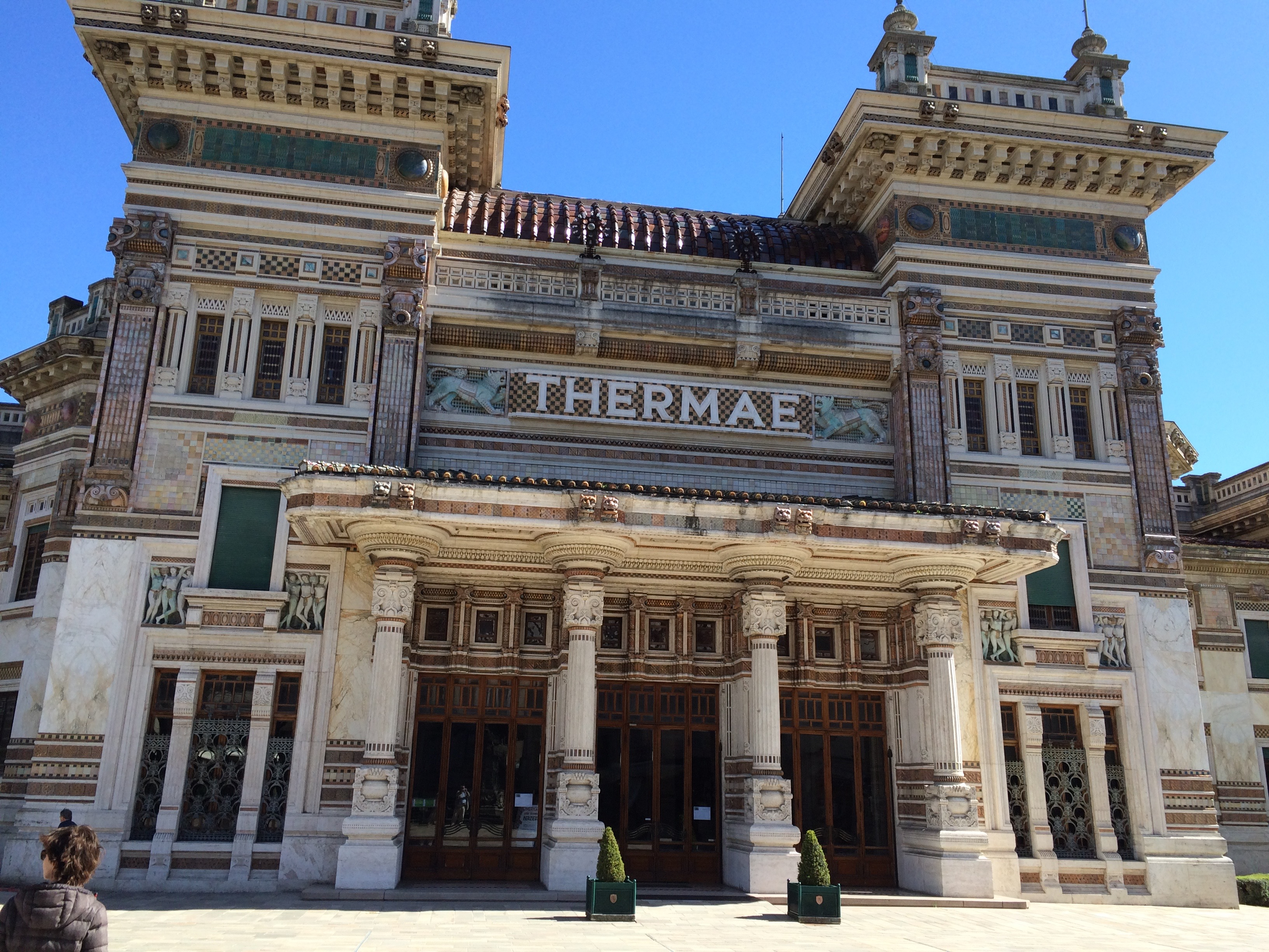 Thermae Salsomaggiore