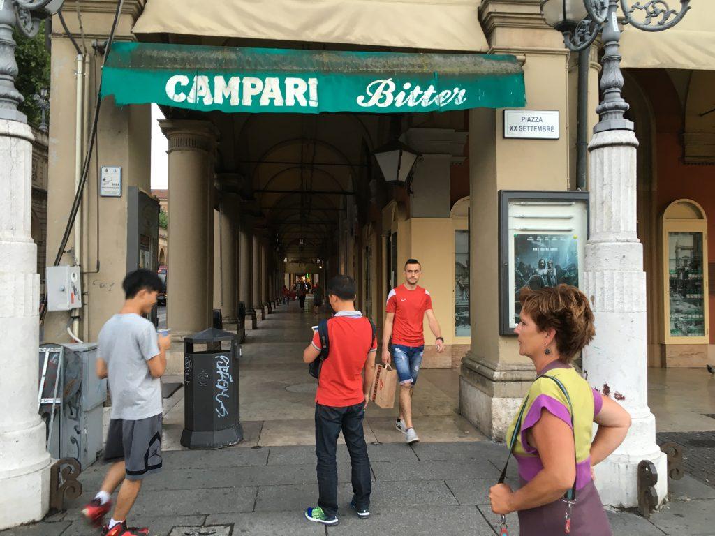 Bologna gadestemning
